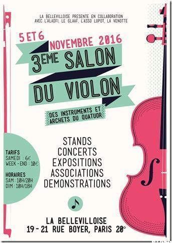 Salon du violon paris luthier et compagnie le mans for Salon du playmobile le mans